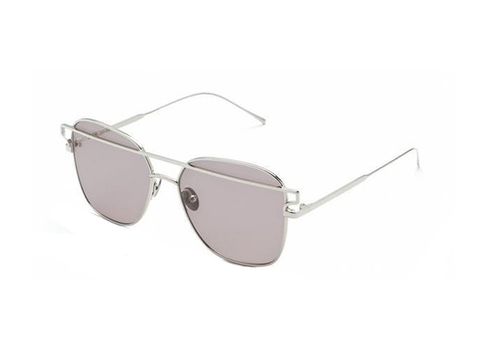 Sunday Somewhere Jesse 152 Silver Sunglasses