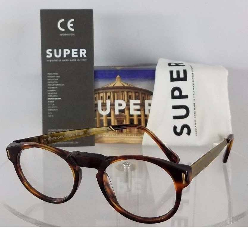 Retrosuperfuture 9RG 0T Tortoise Eyeglasses