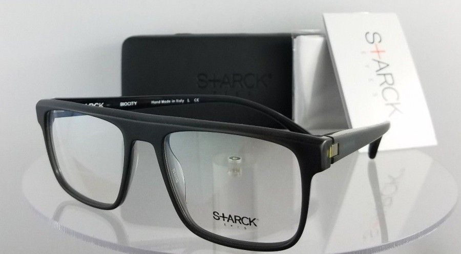 STARCK EYES SH 3016 0011 Black Eyeglasses