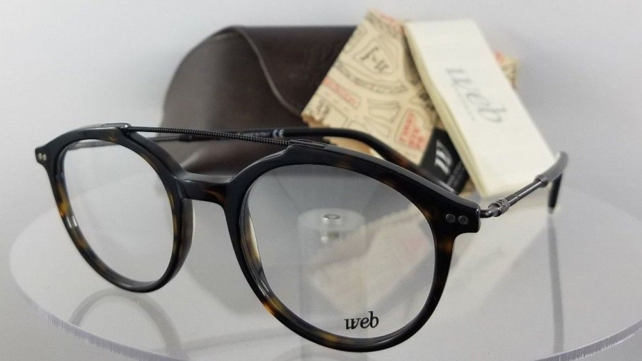 Web WE 5204 052 Tortoise Eyeglasses