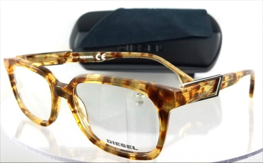 Diesel DL 5111 053 Brown Eyeglasses