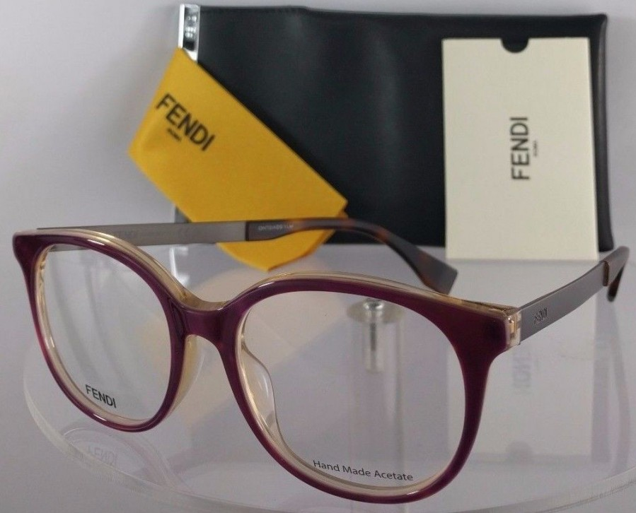 Fendi FF 0096/F DXV Grey Eyeglasses