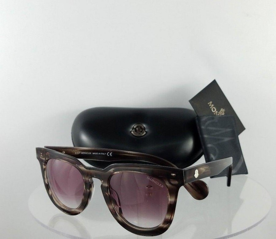 Moncler ML 0008 81T shiny violet Sunglasses