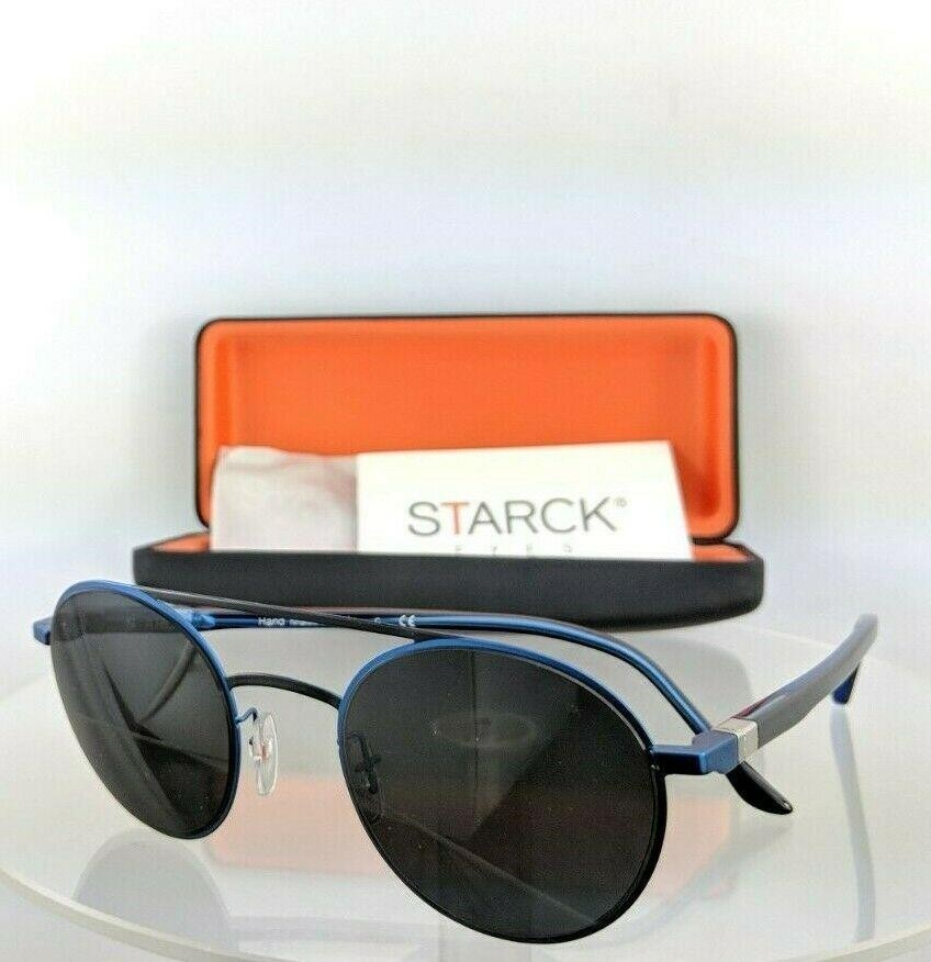 Starck Eyes Mikli Sh 4003 0003/87 3N Blue Black Sunglasses