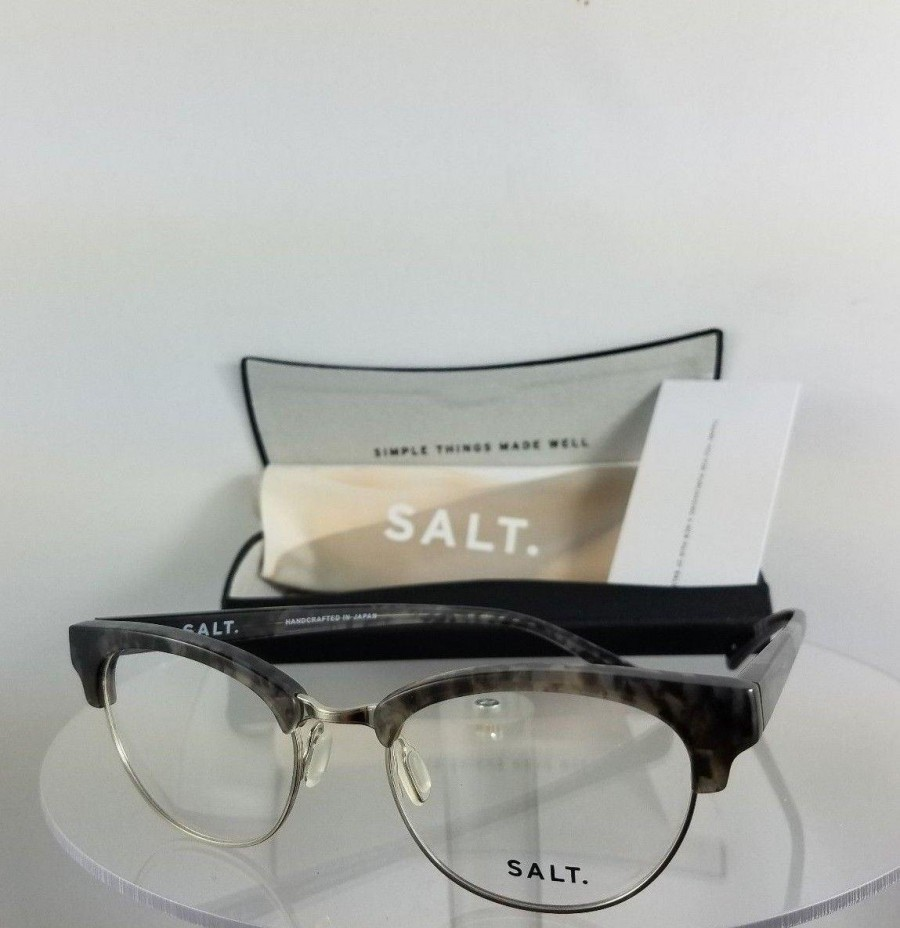 SALT KRIS Charcoal Eyeglasses