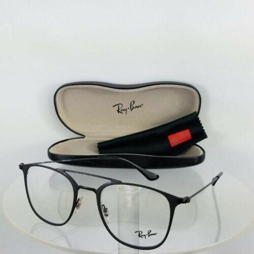 Ray Ban Rb 6377 2904 Black Eyeglasses