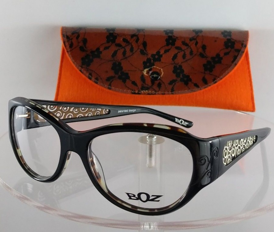 BOZ Oracle 0092 Black Eyeglasses