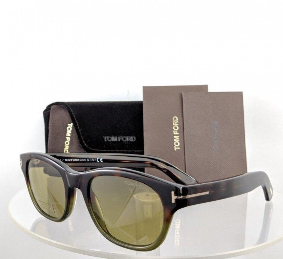 Tom Ford FT 0530 55N Tortoise Sunglasses