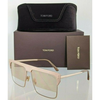 Tom Ford FT 0706 33Z Rose Gold Sunglasses