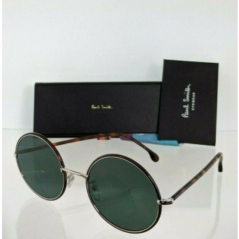 Paul Smith Alford PSSN004V2 02 Tortoise & Silver Sunglasses