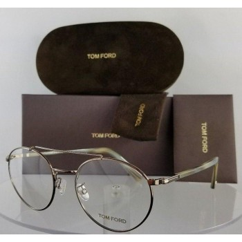 Tom Ford FT 5337 036 Brown Eyeglasses