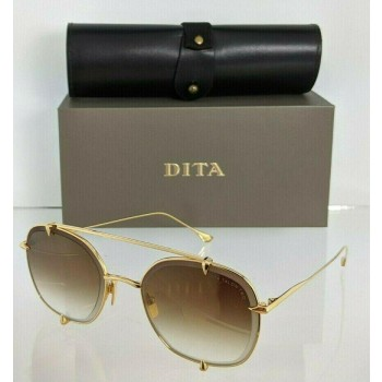 Dita Talon Two DRX 23009 - C  Black Gold Sunglasses