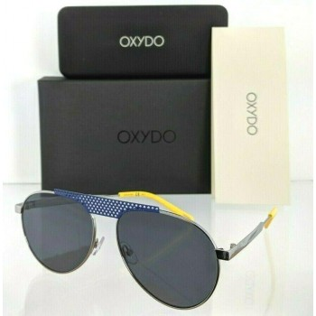 Oxydo O.NO 2.5 V842K Blue/Silver Sunglasses