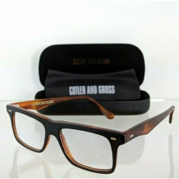 Cutler And Gross Of London 1096 BDT Tortoise Eyeglasses