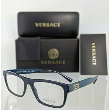 Versace VE 3277 5230 Blue Eyeglasses - 53mm