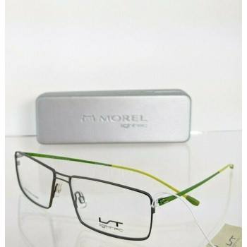 Lightec 7238L GV 082 Green Eyeglasses