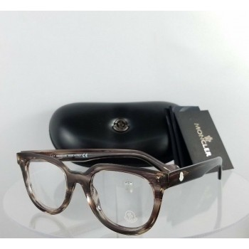 Moncler ML 5005 081 Brown Eyeglasses