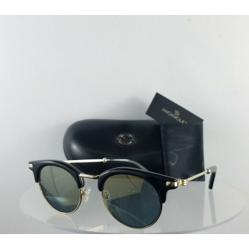 Moncler ML 0035 01A Shiny Black Sunglasses