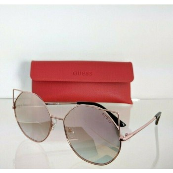 Guess GU 7527 28Z Rose Pink Sunglasses