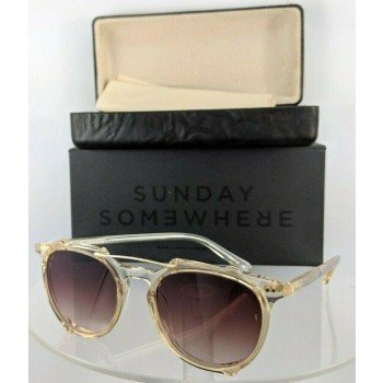 Sunday Somewhere Odin 168 Ale Sunglasses