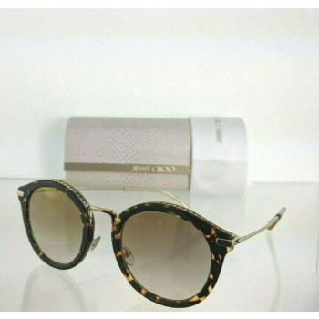 Jimmy Choo Bobby/S 086IL Tortoise & Gold Sunglasses