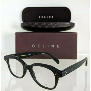 Celine CL 41457 807 Black Eyeglasses