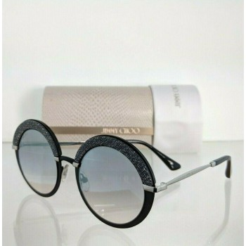 Jimmy Choo Gotha/S IXAFU Black Sunglasses
