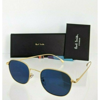 Paul Smith Arnold PSSN008V2 04 Gold Sunglasses