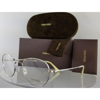 Tom Ford FT TF 5331 036 Silver Eyeglasses