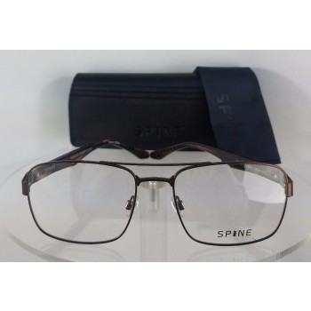 Spine SP 6010 173 Brown Eyeglasses