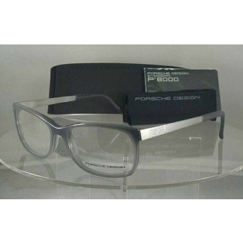 PORSCHE DESIGN 8208 E Grey Eyeglasses
