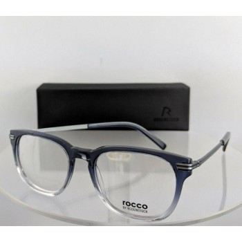 Rodenstock Rr 427 Clear Blue Eyeglasses