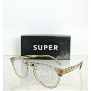 Retrosuperfuture QSA 0T Clear & Brown Eyeglasses