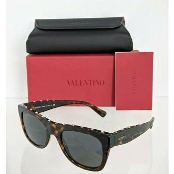 Valentino VA4023 5002/87 Brown Tortoise Sunglasses
