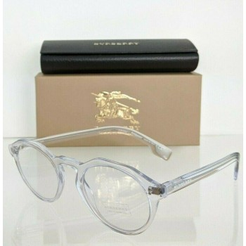 Burberry B 4280 3024/1W Gray Clear Eyeglasses 50 mm