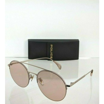 Police Fury 2 SPL 741 0H60 Rose Gold Sunglasses