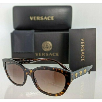 Versace VE 4343 108/13 Tortoise Brown Sunglasses