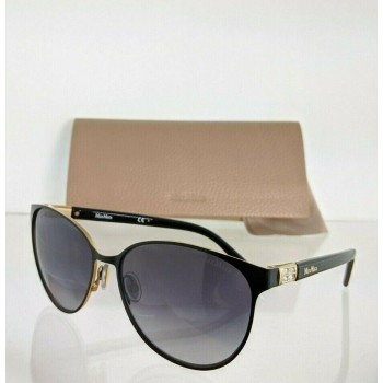 Maxmara MM Diamond V/S D16HD Black & Gold Sunglasses