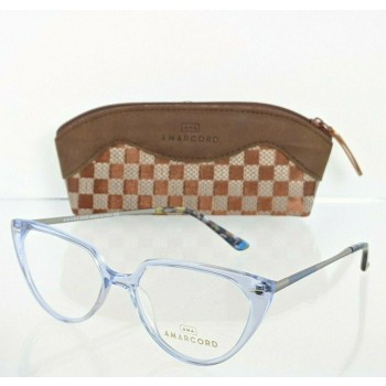 Amarcord 12AM054 Col. 3 Clear Eyeglasses