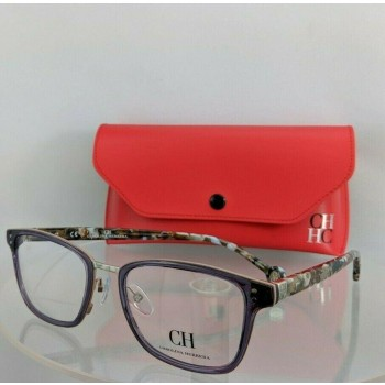 Carolina Herrera VHE728 0916 Purple Eyeglasses