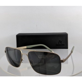 Rodenstock R7402 D Gold Sunglasses
