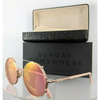 Sunday Somewhere Valentine 038-Pin Rose Pink Sunglasses