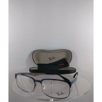Brand New Authentic Ray Ban RB2180-VF 5571 Transparent Grey Black Frame 2180