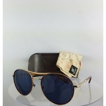 Brand New Authentic Web Sunglasses WE 0162 Col. 32P Gold 57mm 162 Frame