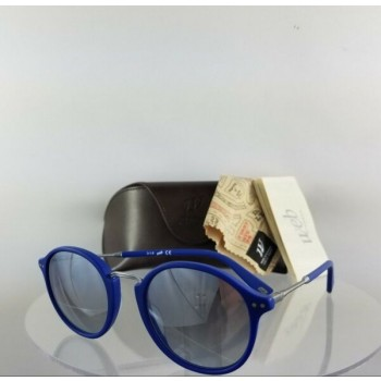 Brand New Authentic Web Sunglasses WE 0178 Col. 85X Matte Blue 49mm 0178 Frame
