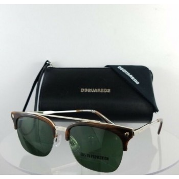 Brand New Authentic Dsquared2 Sunglasses DQ 0250 Jamessun 50N 54mm Frame DQ250