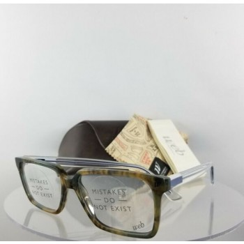 Brand New Authentic Web Eyeglasses We 5122 Col. 056 Beaufort Clear 54Mm Frame