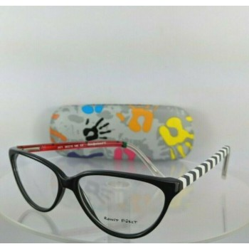 Brand New Authentic Ronit Furst Rf 3471 3A Hand Painted Eyeglasses 56Mm Frame