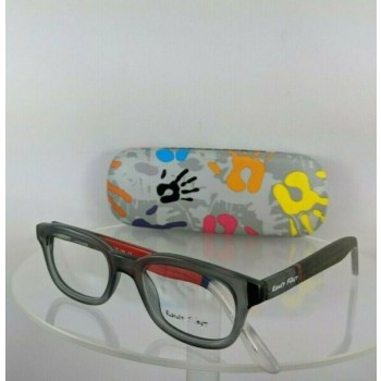 Brand New Authentic Ronit Furst Rf 5027 M2 Hand Painted Eyeglasses 47Mm Frame