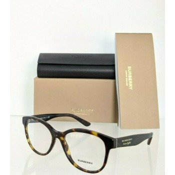 Brand New Authentic Burberry Eyeglasses BE 2278 3002 52mm Frame 2278